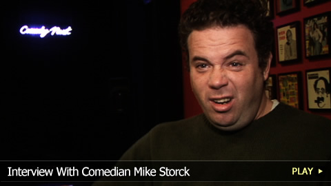 Interview With Comedian Mike Storck
