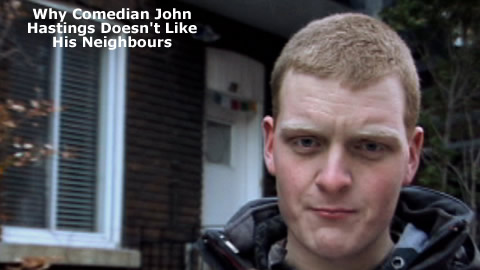 John's Rant Of The Day: Bad Neighbours