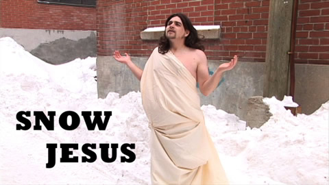 Comedy Skit: Snow Jesus