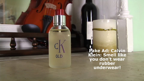 Fake Ad: CK Old Commercial #2