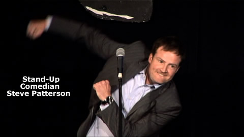 Interview With Comedian Steve Patterson