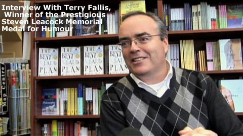 The Best Laid Plans by Terry Fallis