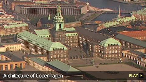 Architecture of Copenhagen