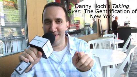 Actor and Creator Danny Hoch