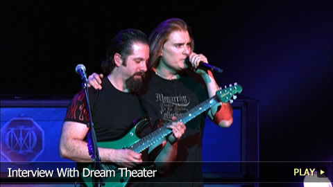 Interview With Dream Theater