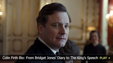 Colin Firth Bio: From Bridget Jones Diary to The Kings Speech