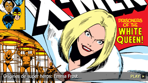 Origines de super hros: Emma Frost