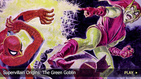 Supervillain Origins: The Green Goblin