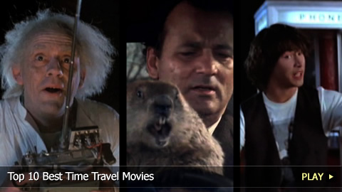 Top 10 Best Time Travel Movies