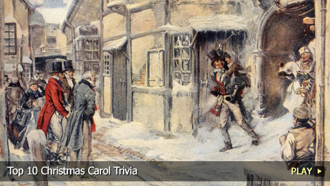 Top 10 Christmas Carol Trivia