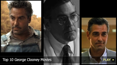 Top 10 George Clooney Movies