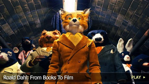 Roald Dahl: From Books To Film