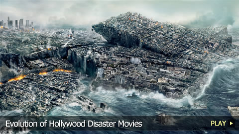 The Evolution of Hollywood Disaster Movies