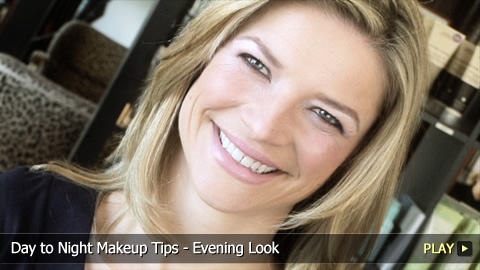 Day To Night Makeup Tips: Part Two - Evening Look