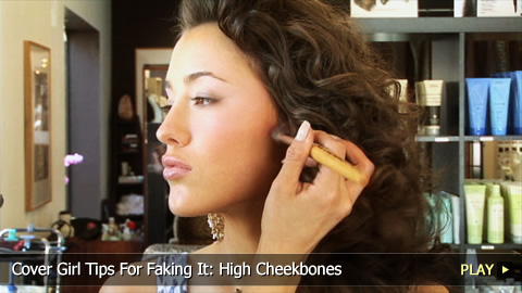 How To Fake It and  Create High Cheekbones