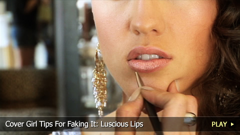 How To Create Luscious Lips