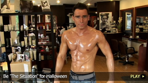 Be The Situation for Halloween