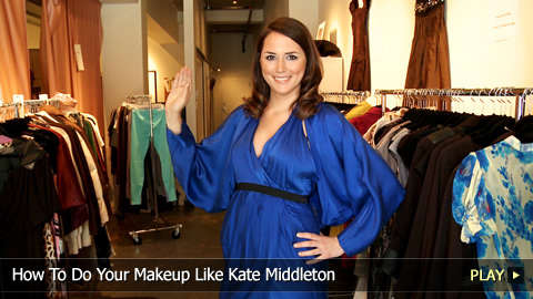 How To Do Your Makeup Like Kate Middleton