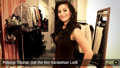 Makeup Tutorial: Get the Kim Kardashian Look
