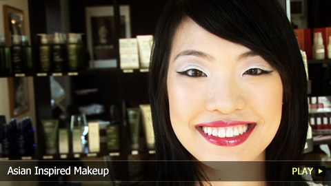 How To Create Asian Inspired Makeup