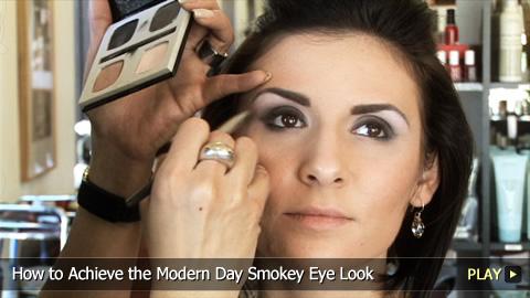 How To Create a Perfect Smokey Eye Look