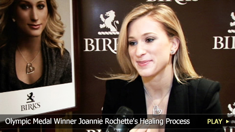 Olympic Medal Winner Joannie Rochette's Healing Process
