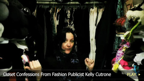 Closet Confessions From Fashion Publicist Kelly Cutrone