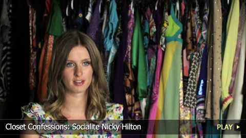 Closet Confessions: Socialite Nicky Hilton