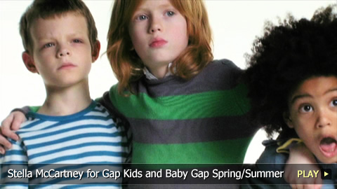 Stella McCartney for Gap Kids and Baby Gap Spring/Summer Collection