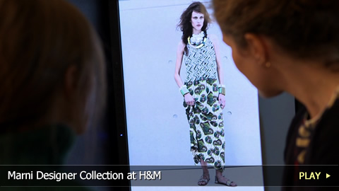 Marni Designer Collection at H and M