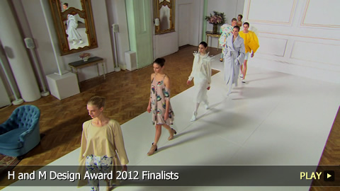 H and M Design Award 2012 Finalists