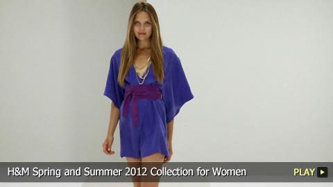 H and M Spring and Summer 2012 Collection for Women