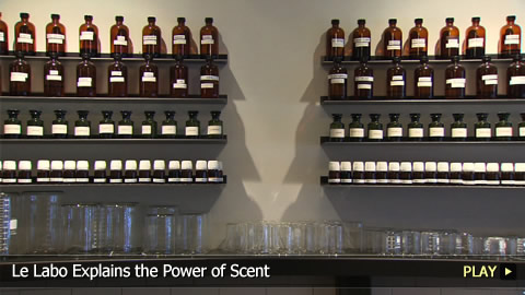 Le Labo Explains the Power of Scent
