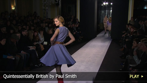 Quintessentially British by Paul Smith