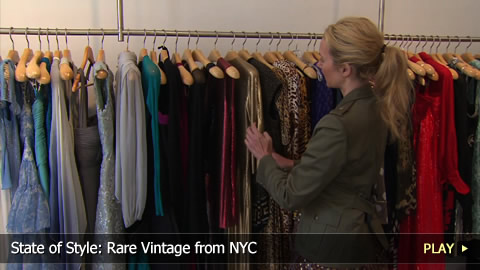 State of Style: Rare Vintage from NYC