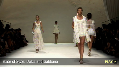 State of Style: Dolce and Gabbana