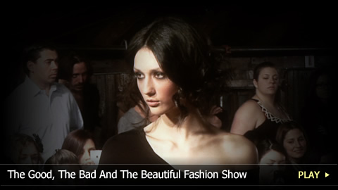 The Good, The Bad And The Beautiful Fashion Show
