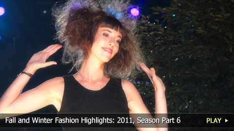 Fall and Winter Fashion Highlights: 2011, Season Part 6