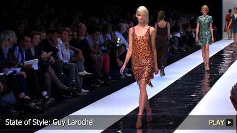 State of Style: Guy Laroche