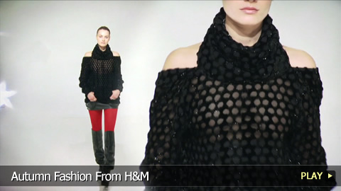 Autumn Fashion From H&M
