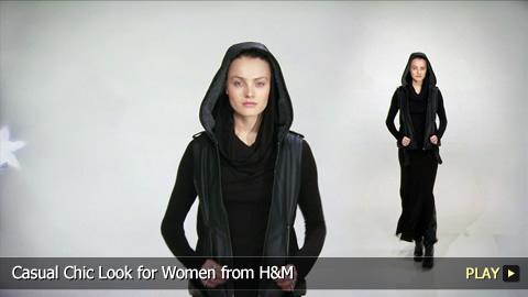 Casual Chic Look for Women from H&M
