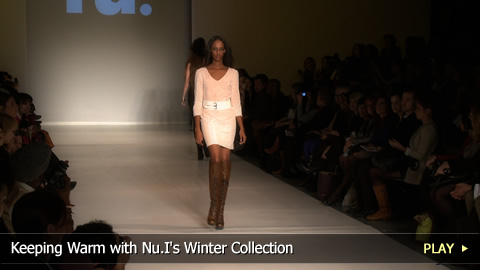 Keeping Warm with Nu.I's Winter Collection