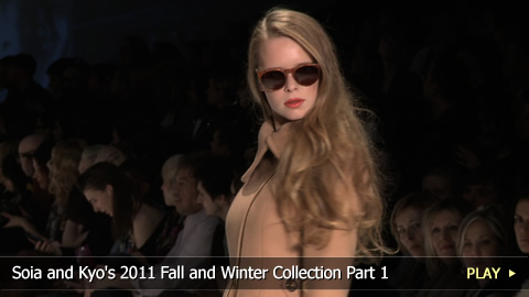 Soia and Kyo's 2011 Fall and Winter Collection Part 1