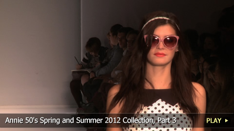 Annie 50's Spring and Summer 2012 Collection, Part 3