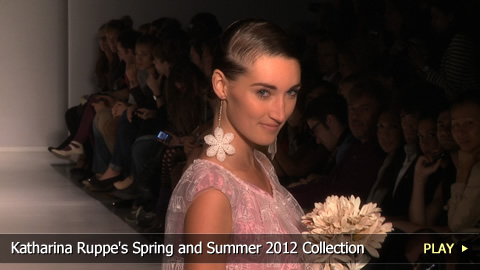 Katharina Kruppe's Spring and Summer 2012 Collection