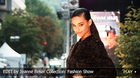 EDIT by Jeanne Beker Collection: Fashion Show