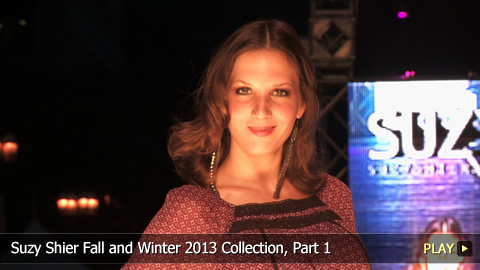 Suzy Shier Fall and Winter 2013 Collection, Part 1
