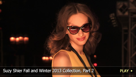 Suzy Shier Fall and Winter 2013 Collection, Part 2