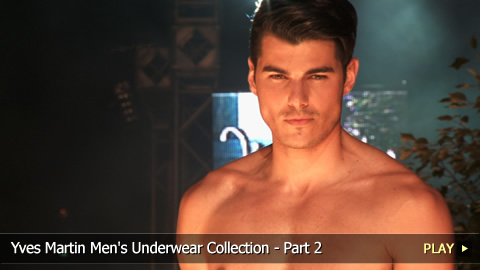 Yves Martin Men's Underwear Collection - Part 2