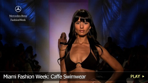 Miami Fashion Week: Caffe Swimwear